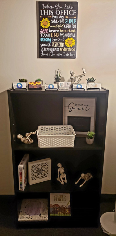 Therapy space picture #2 for Gabriela  Mueller, therapist in Michigan