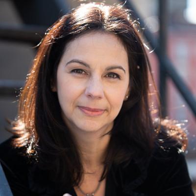 Picture of Larissa Golloub, therapist in New York