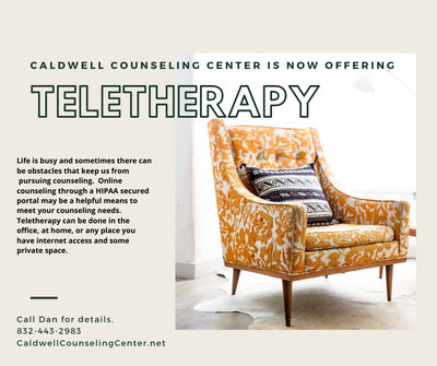 Therapy space picture #1 for Dan Caldwell, MA, LCDC-CCS, CCTP, NCIP, therapist in Texas