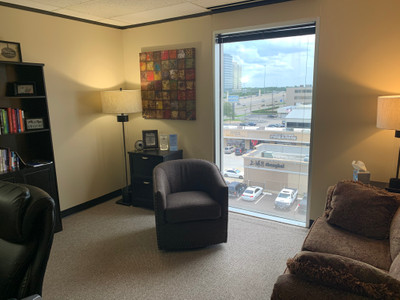 Therapy space picture #4 for Dan Caldwell, MA, LCDC-CCS, CCTP, NCIP, therapist in Texas