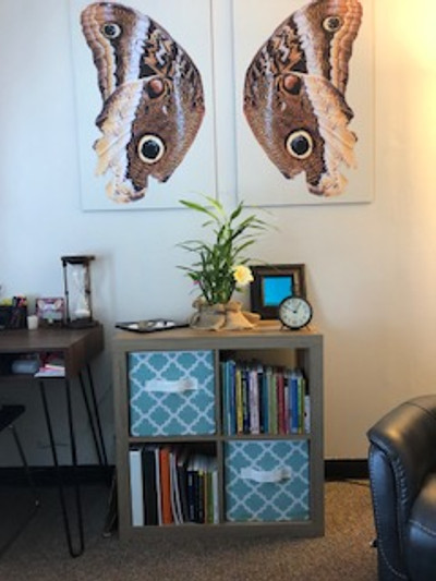 Therapy space picture #2 for Alejandra  Diaz, therapist in Texas