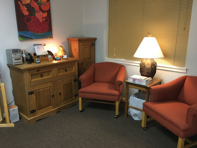 Therapy space picture #3 for Irving Najman, therapist in Texas