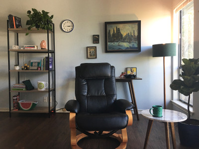 Therapy space picture #3 for Ashleigh Edelstein, therapist in Texas