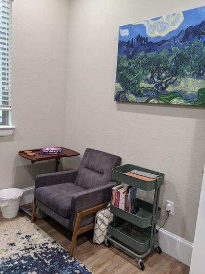 Therapy space picture #2 for Kristin Carpenter, therapist in Texas