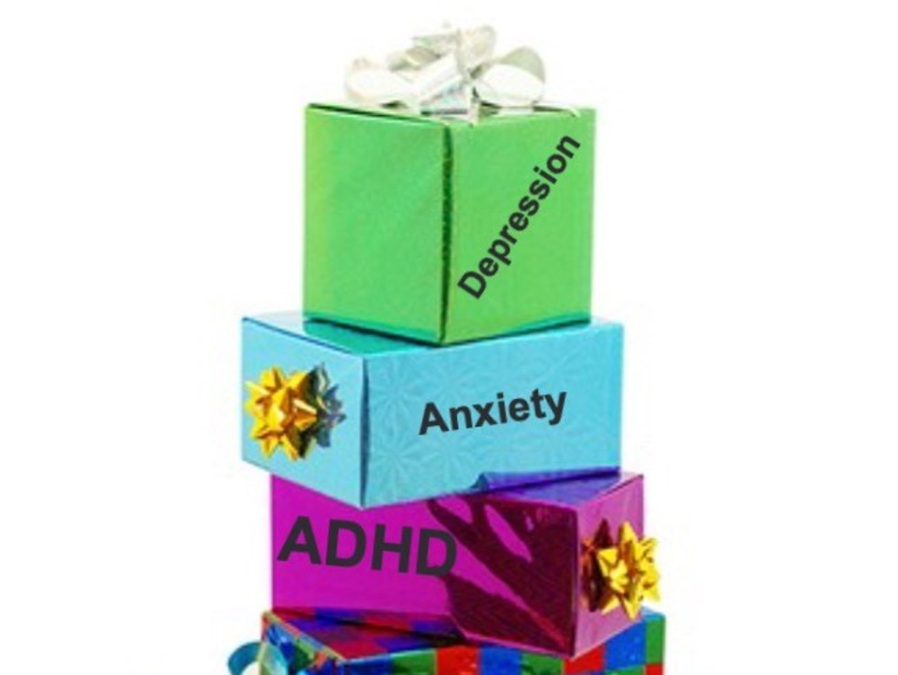 If Your Mental Health Issues Don't Feel Like a Gift, that's OK.