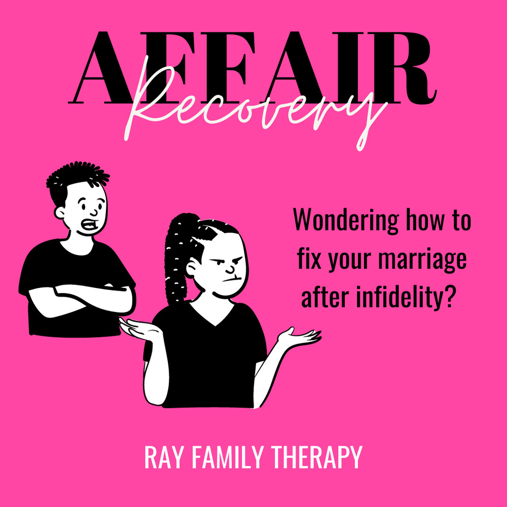 Affair Recovery in a Pandemic
